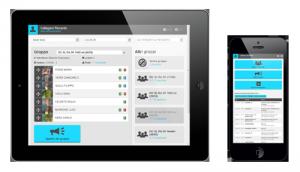 PoolPad, app gestione piscina per tablet e smartphone